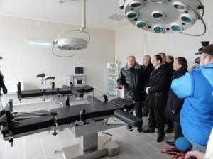 Januarreise 2012 098 neuer OP Raum mit Einr.kompr.