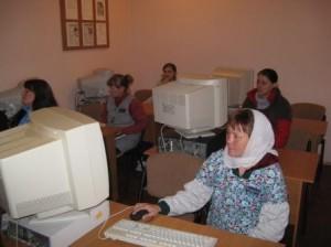 Computerkalsse im Frauengefängnis