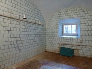 Nasszellen Gefängnisspital vor Renovation 4